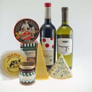 H5 CHEESE & WINE BOX