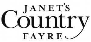 janets country fayre logo 2010