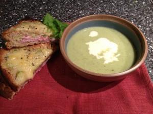Croque'n'Soup