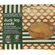 Duck Confit Packaged