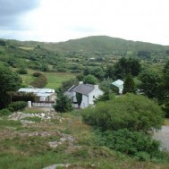 Durrus Cheese in the hills