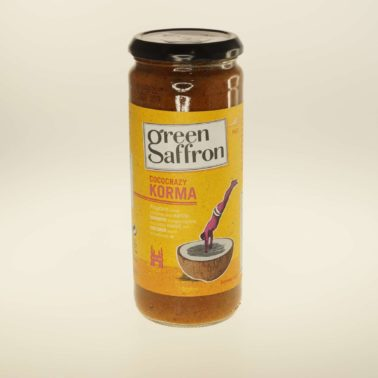 Green Saffron Spices