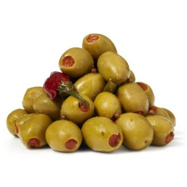 Olives and Antipasti
