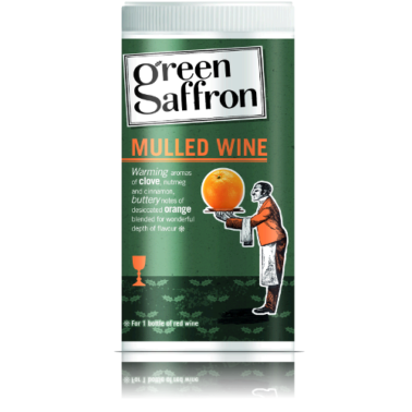 green_saffron_christmas_mulled_wine_spice_mix_poster