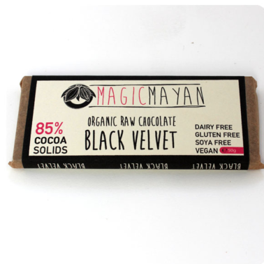 magic mayan black velevet